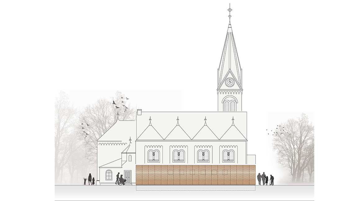 Kirche Flegessen ahrens grabenhorst